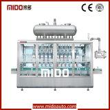 Machine de remplissage de mise en bouteilles de l'eau automatique pour le liquide complétant la Chine
