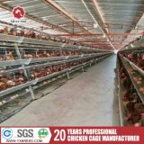 Клетка цыпленка фермы слоя Уганды для сбывания