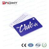 125kHz T5577 de proximidade RFID PVC Smart Tag principal via de controle de acesso