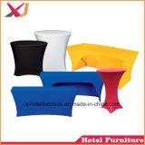 コーヒーのための強いスパンデックスの長方形か円卓会議の布か宴会またはホテルまたは結婚式またはイベント