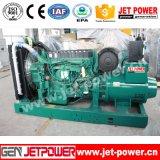 Генератор дизеля двигателя звукоизоляционной охлаженный водой 400kw 500kVA Volvo Tad1651ge