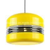 Оригинальность украшения Кафе современный алюминиевый робот MACARON форму подвесной светильник
