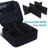 기능적인 화장품 공구 콘테이너 아름다움 직업적인 메이크업 솔 트레인 상자