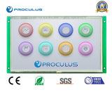 10.1 pouces de 1024*600 Module TFT LCD avec RTP/P-Cap écran tactile