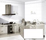 Glasig-glänzender Küche-Wand-Fliese-Entwurf (FB4000)