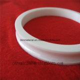 El desgaste Resisant ZRO2 Enlace de cerámica blanca