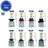 Lightech 60W 8000lumen Car S2 COB Faros Bombillos LED