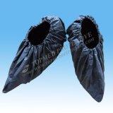 Tampa descartável da sapata cirúrgica, tampa da sapata do PE, tampas impermeáveis da sapata