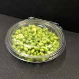 изготовленный на заказ<br/> пластиковые раунда салат в блистерной упаковке контейнер Извлеките отстойник