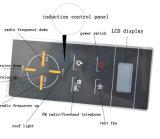 Écran LCD noir Induction boîtier de contrôleur de cabine de douche à vapeur