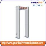 Porta do detetor de metais da câmera do CCTV de China para a segurança