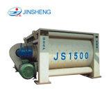 75m3/h Capacité mélangeuse béton JS1500 Bétonnière