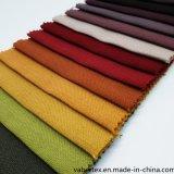 De garen Geverfte Stof van Pholstery van de Bank van het Huishouden van de Stof van de Polyester Textiel