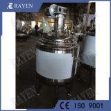 Réacteur chimique industriel de mélange de réservoir sous pression de récipient d'acier inoxydable