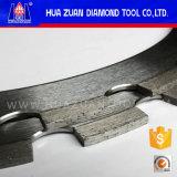 Hoja de sierra de anillo de diamantes para la fundición de hierro