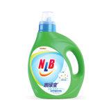 Detergente líquido da fragrância 3L da flor para a roupa de lavagem