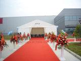 Китайский большой шатер автоматической выставки шатра выставки Pagoda