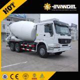 Camion cubico della betoniera dei tester di HOWO 336HP 10 da vendere