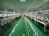 19W/40W/80W 2X2/1X3/2X4 발 ETL/Dlc 승인되는 110lm/W 정연한 호리호리한 천장 LED 위원회 빛