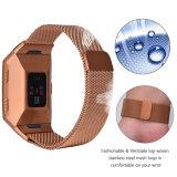 Bande de montre pour la bande neuve de la boucle 22mm de maille de montre de Fitbit pour Fitbit ionique