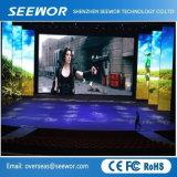 Le SMD1515 P2mm HD LED de location de panneaux d'intérieur avec un poids léger