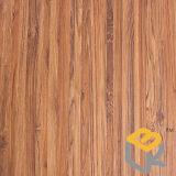 Papel impregnado da grão melamina decorativa de madeira para o folheado, a porta, o assoalho e a mobília do fabricante chinês