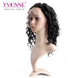 Vor-Gerupfte Spitze frontales 22.5*4 des Haarstrichbrasilianische Haar-360