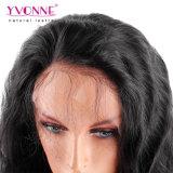 Yvonne Moda 100% Brasileña cabello virgen ola Body encaje peluca