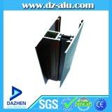 Aluminiumaluminiumstrangpresßling-Profil für Algerien-Fenster-Tür-Profil 40 Serie