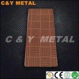 acciaio inossidabile decorativo 201 304 con lo specchio ed i colori Etchting Andl PVD
