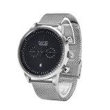 OEM van het Horloge van de Manier van de douane Horloge van de Manier van het Roestvrij staal van Juwelen het Automatische