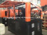 4つのキャビティ半自動ペットプラスチックびんの注入機械