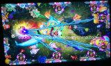 ハワイのゲーム・マシンで熱い海洋の楽園のシーフードの楽園スロット釣ゲーム・マシンVgames