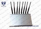 携帯電話GSM CDMA 3G 4G WiFi VHF UHF無線バンド妨害機