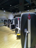 Tz фитнес-новый дизайн в спорте Показать/коммерческих спортзалом вошел ряд