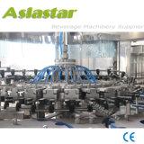 Automático de alta eficiencia de refrescos con gas de la máquina de llenado de agua