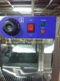 Vitrine d'aliments en acier inoxydable de réchauffement de la nourriture plus chaud avec certificat CE (DFW-510-3TL)