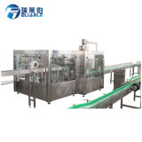Automatische weiche Getränkeflaschen-Füllmaschine/karbonisierte Getränk-füllende Pflanze