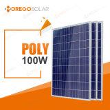 Poli comitato a energia solare di Morego 100W con il buon prezzo