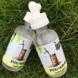 30ml líquido de la botella de cristal E con las muestras libres disponibles