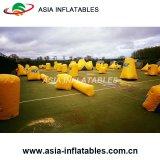 Luftdichte taktische Wand-Bunker, aufblasbares Paintball Hindernis für CS Spiel