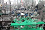 Garrafas de plástico a linha de enchimento de água gaseificada