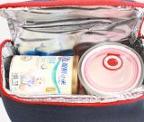 Imprägniern und Verdickung-Reißverschluss-Kühlvorrichtung-Beutel