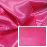China al por mayor 100% tela de satén de poliéster para el vestido y Hometextile