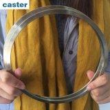 保持リングの異様な薄層のリング