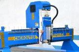 1325 La talla en madera Router CNC Máquina con dispositivo giratorio