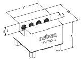 Nippon Roestvrij staal van de Houder van de Elektrode van Uniholder van Erowa