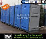 Toalete portátil plástico móvel de Wellcamp