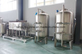 1-el Grado 2 Grado RO puro Filtro purificador de agua planta embotelladora de tratamiento
