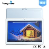 Tablettes androïdes de WiFi de 10.1 pouces avec de grandes tablettes PC de faisceau de quarte d'Allwinner A33 de la batterie 4500mAh